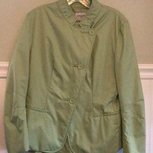 Beautiful Armani Collezion jacket w/tank chemise